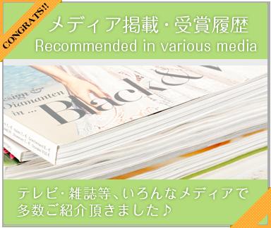 メディア掲載・受賞履歴